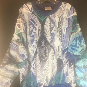 Vintage Googi Sweater Large